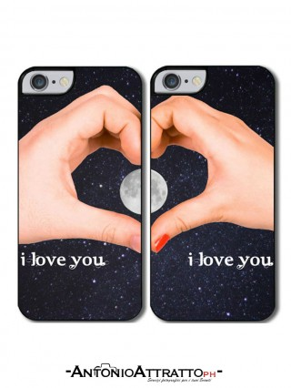Cover Iphone 6-6s Love