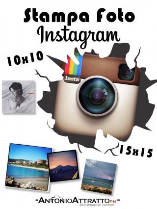 Stampa Foto Instagram